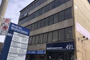 Office for Lease, 491 Lawrence Ave W #302, Toronto, ON