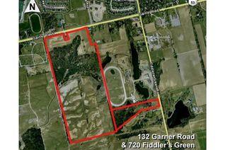 Land for Sale, 132 Garner Rd W, Hamilton, ON