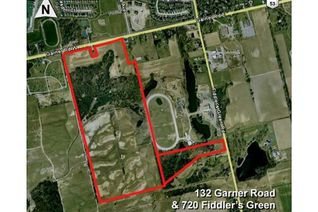 Land for Sale, 720 Fiddlers Green Rd, Hamilton, ON