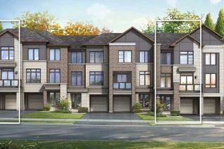 Attached/Row House/Townhouse 3-Storey for Sale, 193 Vantage Loop St, Newmarket, ON