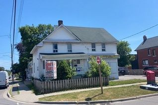 Store W/Apartment/Office for Sale, 152 Park Rd S, Oshawa, ON