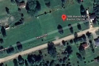 Vacant Land for Sale, 2886 Warren Rd, Ramara, ON