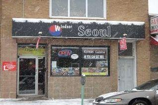 Restaurant for Sale, 2050 Wyandotte St W, Windsor, ON