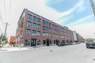 Condo Apartment Loft for Sale, 21 Matchedash St S #106, Orillia, ON