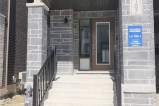 Attached/Row House/Townhouse 3-Storey for Rent, 187 Tango Cres, Newmarket, ON