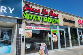 Restaurant for Sale, 1738 Lawrence Ave, Toronto, ON