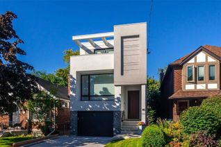 Detached 3-Storey for Sale, 46 Beresford Ave, Toronto, ON