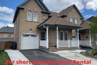 Semi-Detached 2-Storey for Rent, 36 Zebra Tr, Brampton, ON