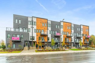 Condo Townhouse 2-Storey for Sale, 400 The East Mall #201, Toronto, ON
