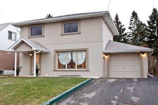 Detached 2-Storey for Rent, 55 Lavington Dr #Bsmt, Toronto, ON