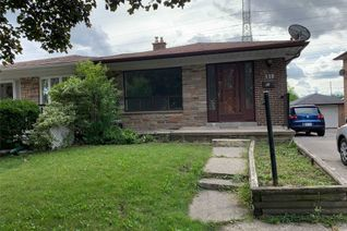 Semi-Detached Backsplit 4 for Rent, 110 Redgrave Dr, Toronto, ON