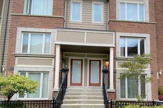 Condo Townhouse Stacked Townhouse for Rent, 57 Burton Howard Dr, Aurora, ON