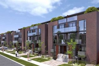 Condo Townhouse Stacked Townhouse for Rent, 5289 Highway 7 #D 702, Vaughan, ON