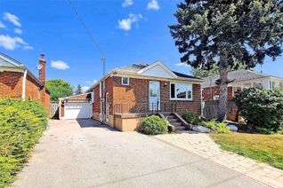 Detached Bungalow for Rent, 184 Tower Dr #Bsmt, Toronto, ON