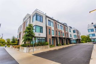 Condo Townhouse 3-Storey for Rent, 1050 Portage Pkwy, Vaughan, ON