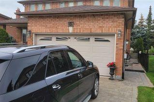 Detached 2-Storey for Rent, 80 Belair Way, Vaughan, ON