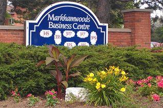 Office for Sale, 317 Renfrew Dr #102, Markham, ON