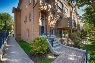 Condo Townhouse Stacked Townhouse for Sale, 28 Sommerset Way #1517, Toronto, ON