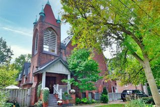 Condo Townhouse 3-Storey for Sale, 21 Swanwick Ave #Th1, Toronto, ON