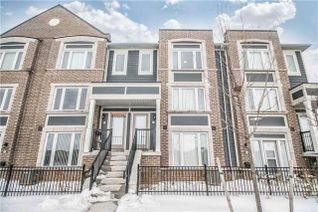 Condo Townhouse Stacked Townhouse for Rent, 250 Sunny Meadow Blvd #233, Brampton, ON