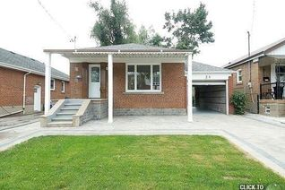 Detached Bungalow for Rent, 24 Wayne Ave, Toronto, ON