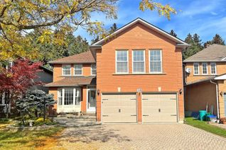 Detached 2-Storey for Sale, 38 Loyal Blue Cres, Richmond Hill, ON