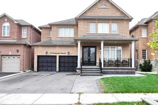 Detached 2-Storey for Sale, 60 Runnymede Cres, Brampton, ON