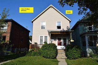 Duplex 2-Storey for Sale, 710-712 Janette Ave, Windsor, ON