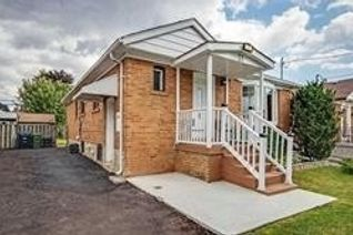 Detached Bungalow for Rent, 31 Manhattan Dr #Main Fl, Toronto, ON