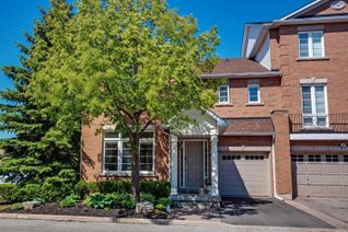 Condo Townhouse 2-Storey for Rent, 603 Clark Ave W #23, Vaughan, ON