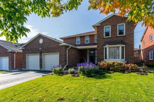 Detached 2-Storey for Sale, 25 Farrow Cres, Ajax, ON