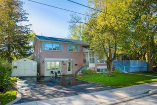 Detached Sidesplit 4 for Sale, 278 Rumble Ave, Richmond Hill, ON