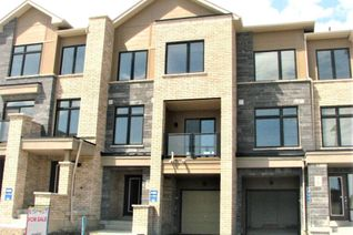 Attached/Row House/Townhouse 3-Storey for Rent, 68 Allure St, Newmarket, ON