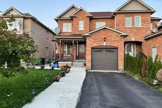 Attached/Row House/Townhouse 2-Storey for Rent, 71 Earth Star Tr, Brampton, ON