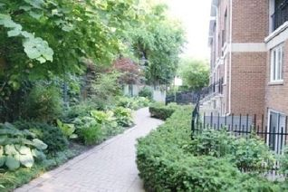 Condo Townhouse Stacked Townhouse for Rent, 217 St George St #19, Toronto, ON
