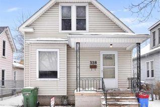 Detached 1 1/2 Storey for Sale, 328 Bridge Ave, Windsor, ON