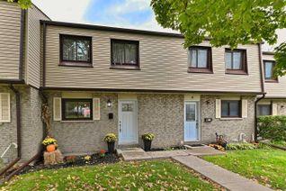 Condo Townhouse 2-Storey for Sale, 108 Sinclair Ave #9, Halton Hills, ON