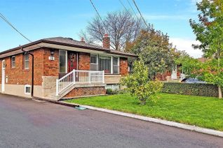 Detached Bungalow for Sale, 18 Elm Bank Rd, Toronto, ON