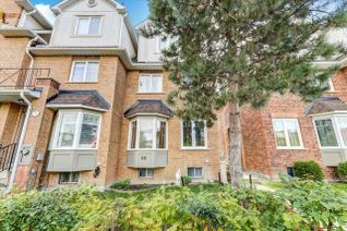 Condo Townhouse 3-Storey for Sale, 55 Hedge End Rd, Toronto, ON