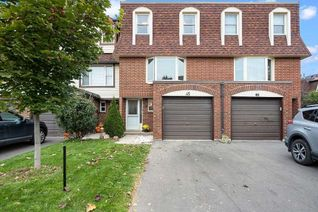 Condo Townhouse 3-Storey for Sale, 371 Bronte St S #45, Milton, ON