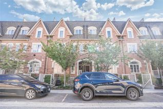 Condo Townhouse Stacked Townhouse for Sale, 601 Shoreline Dr #154, Mississauga, ON
