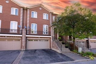 Condo Townhouse 2-Storey for Sale, 603 Clark Avenue W #7, Vaughan, ON