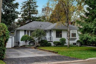 Detached Bungalow for Sale, 78 Wright St, Richmond Hill, ON